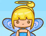 Play Minu Fairy Doll  on Play26.COM