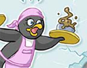 Play Penguin Diner on Play26.COM