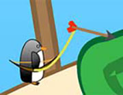 Play Pinguim com Bow Golf on Play26.COM
