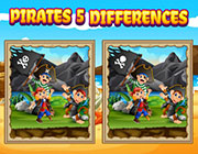 Play PIRATES 5 DIFFERENCES on Play26.COM