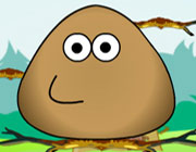 Play Pou Jump Adventure on Play26.COM