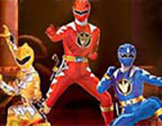 Play Power Rangers: Dino Thunder on Play26.COM