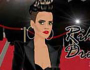 Play Rihanna Dress-Up  on Play26.COM