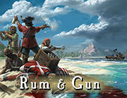 Play RUM & GUN on Play26.COM