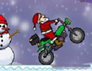 Play Santa Cross Game