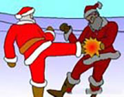 Play Santa Fighter on Play26.COM