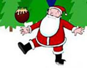 Play De Santa Keepy Uppy  on Play26.COM
