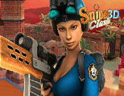 Play SNIPER CLASH 3D on Play26.COM