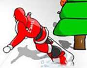 Play Snowboarding Santa on Play26.COM