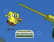 Play Spongebob Dan Treasure on Play26.COM