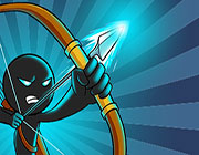 Play STICKMAN ARCHER: MR BOW on Play26.COM