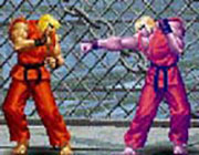 Play Street Fighter Flash- on Play26.COM