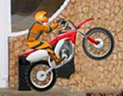 Play Stunt Bike Deluxe Game