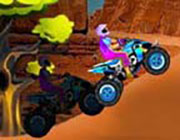 Play Stunt Sepeda Rush  on Play26.COM