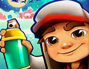 Play SUBWAY SURFER 2 on Play26.COM