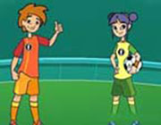 Play SuperSpeed One on One Soccer on Play26.COM