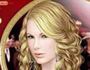 Play Taylor Swift Makeover  on Play26.COM