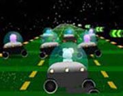 Play La carrera espacial  Game