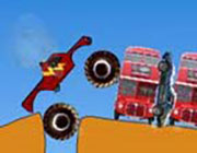 Play Thor Monster Truck on Play26.COM