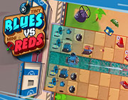Play TINY BLUES VS MINI REDS on Play26.COM