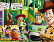 Play Toy Story 3 Marbelous Missions on Play26.COM