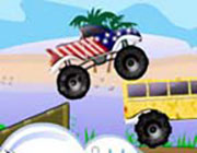 Play Truck Toss  on Play26.COM