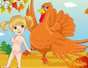 Play Turkey Dressup on Play26.COM