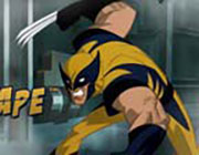 Play Xmen Wolverine fuga on Play26.COM